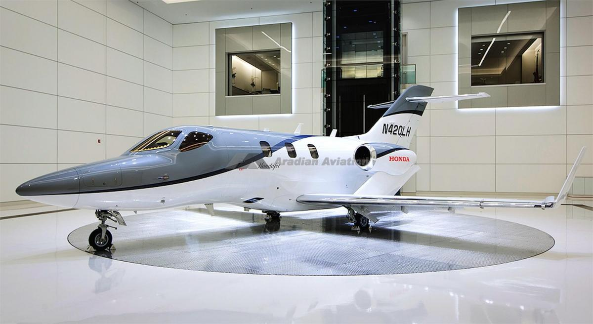 2018 HONDA HONDAJET - Photo 1