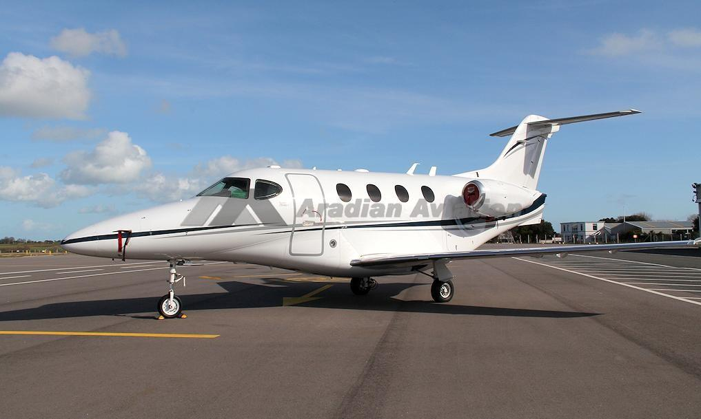 2002 BEECHCRAFT PREMIER I  - Photo 1