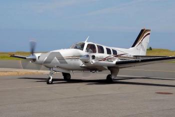 1985 BEECHCRAFT 58P BARON for sale - AircraftDealer.com