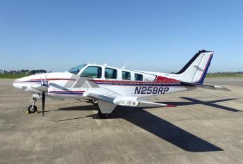 1994 BEECHCRAFT 58 BARON for sale - AircraftDealer.com