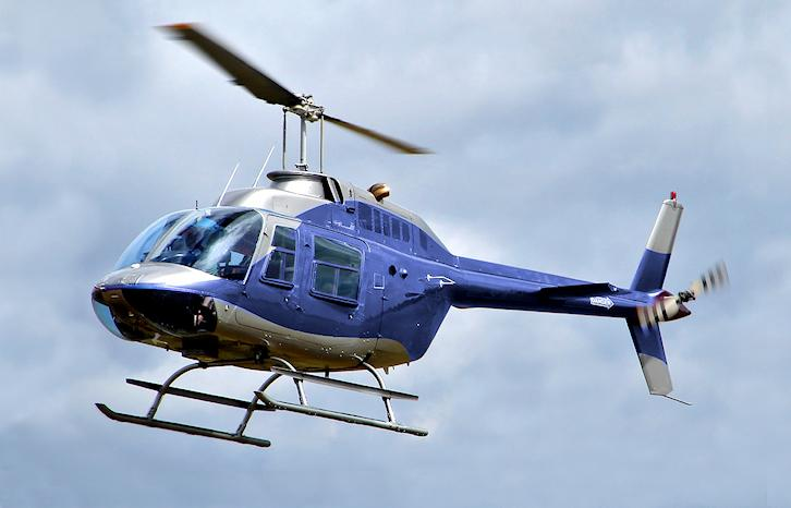 1981 Bell 206B-3 Jet Ranger - Photo 1