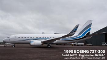 1990 Boeing 737-300 for sale - AircraftDealer.com