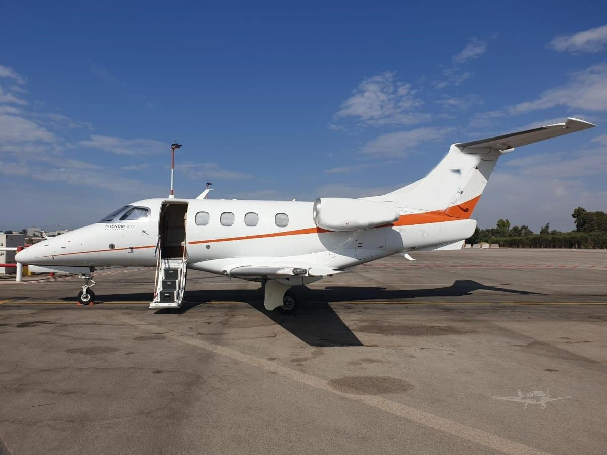 2014 EMBRAER PHENOM 100E Photo 2