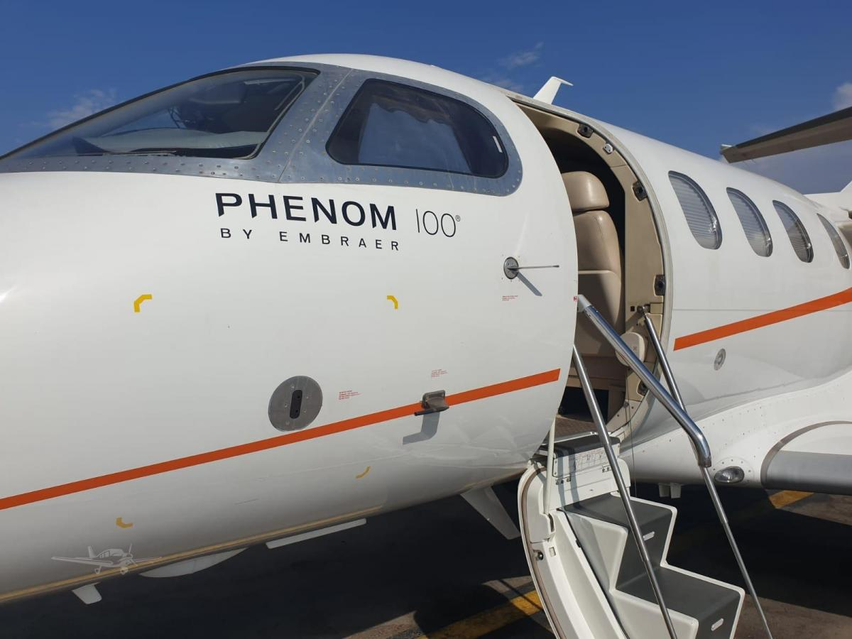 2014 EMBRAER PHENOM 100E Photo 3