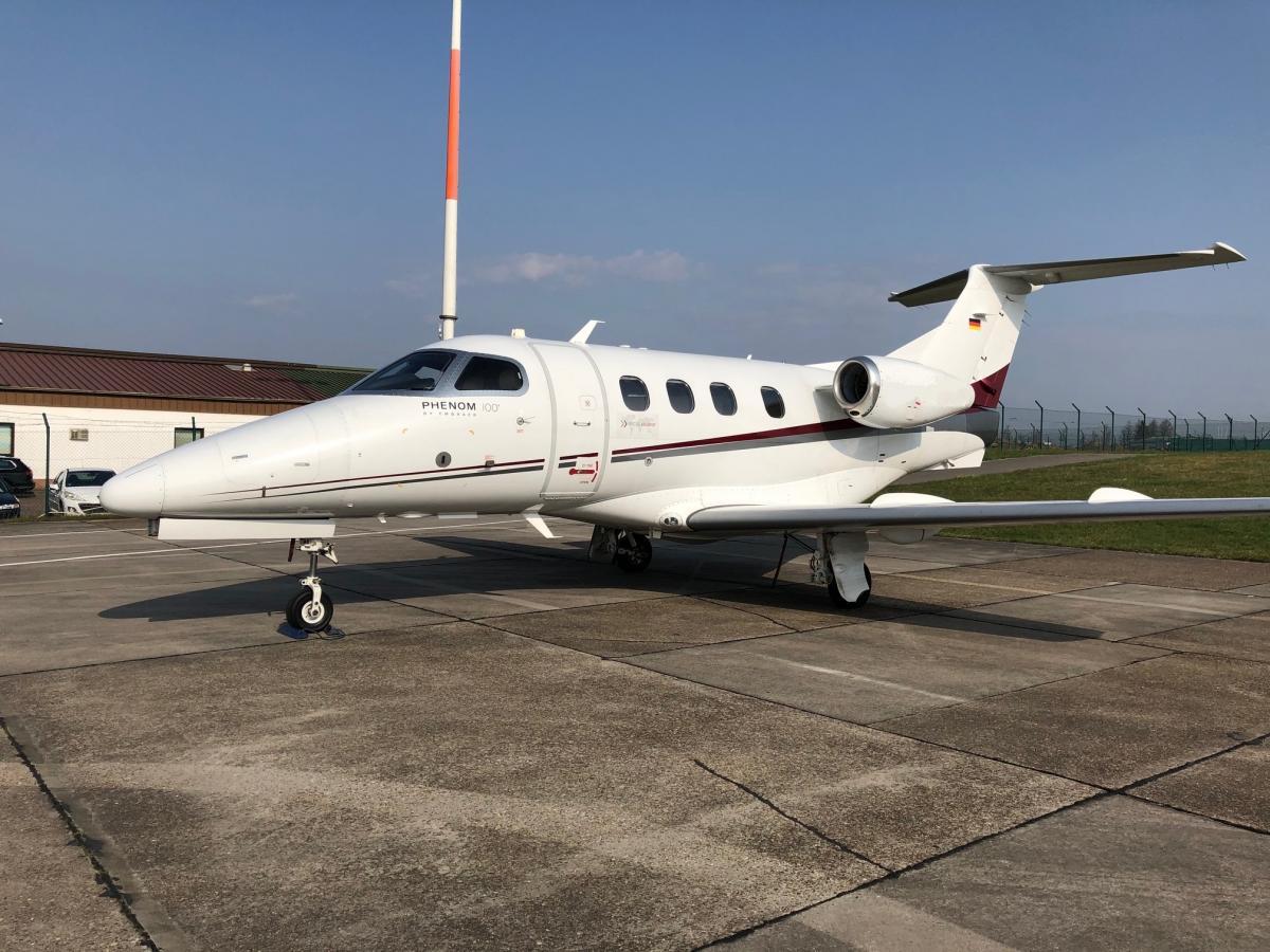 2011 Embraer Phenom 100 Photo 2