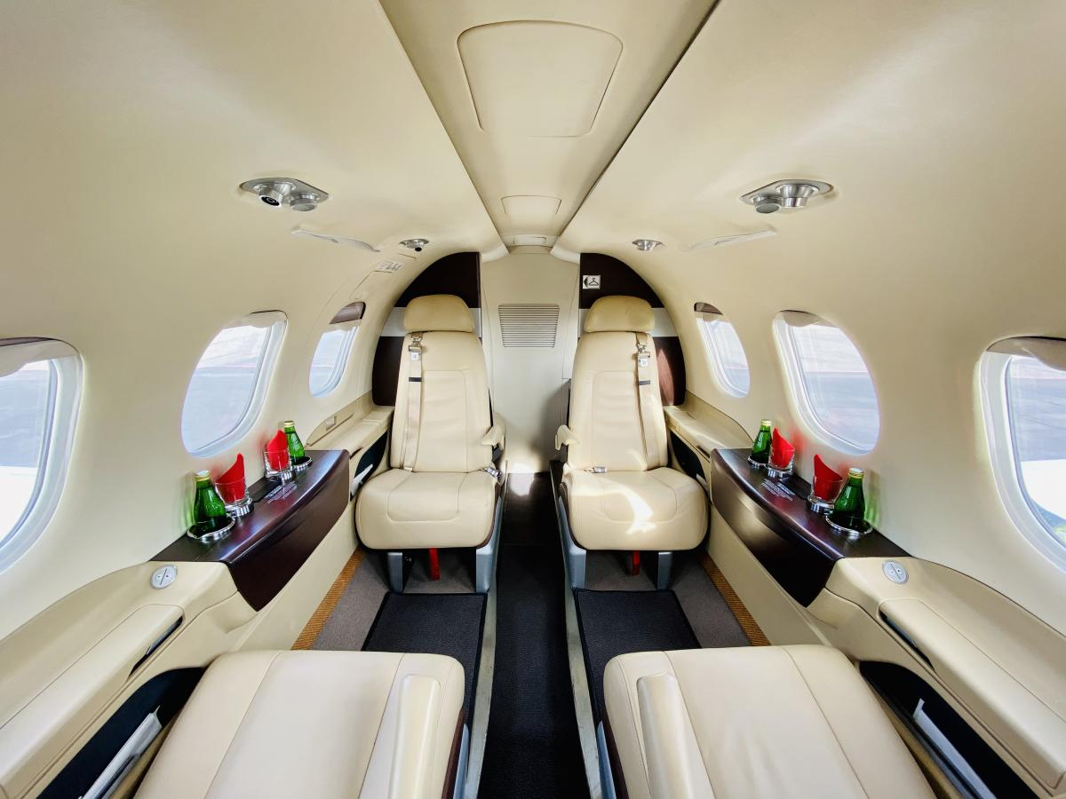 2011 Embraer Phenom 100 Photo 3