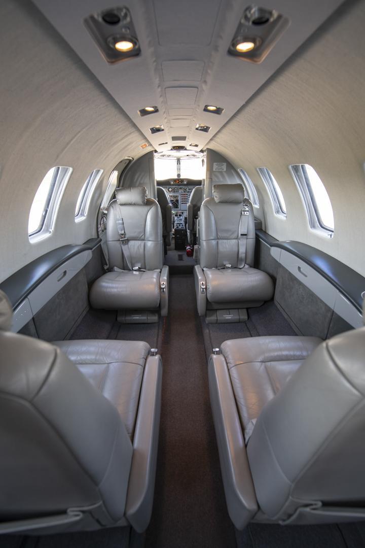 2002 Cessna Citation CJ2 Photo 4