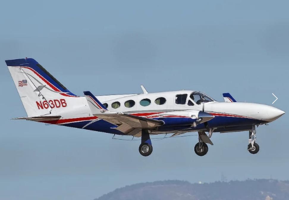 1985 Cessna 414A - Photo 1