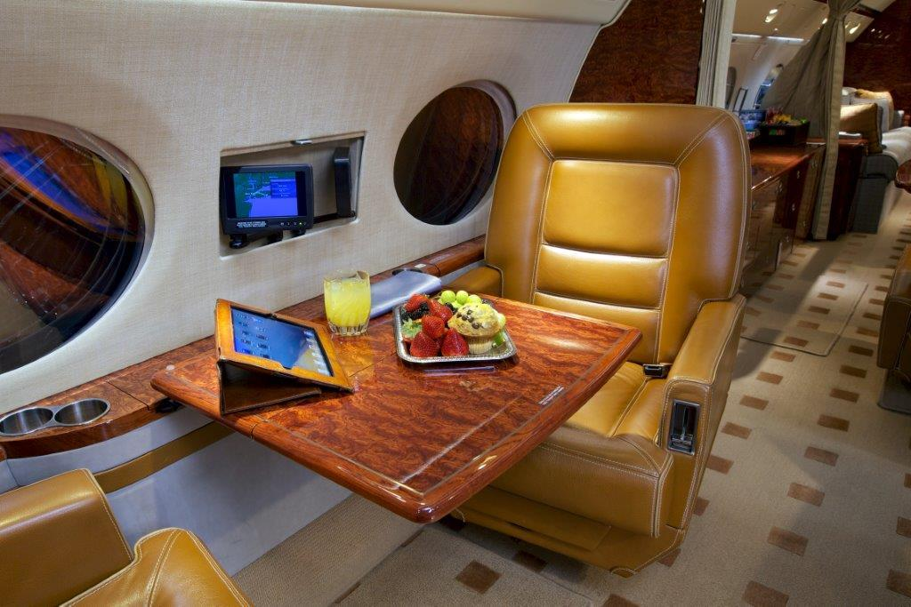 2007 Gulfstream G550 Photo 5