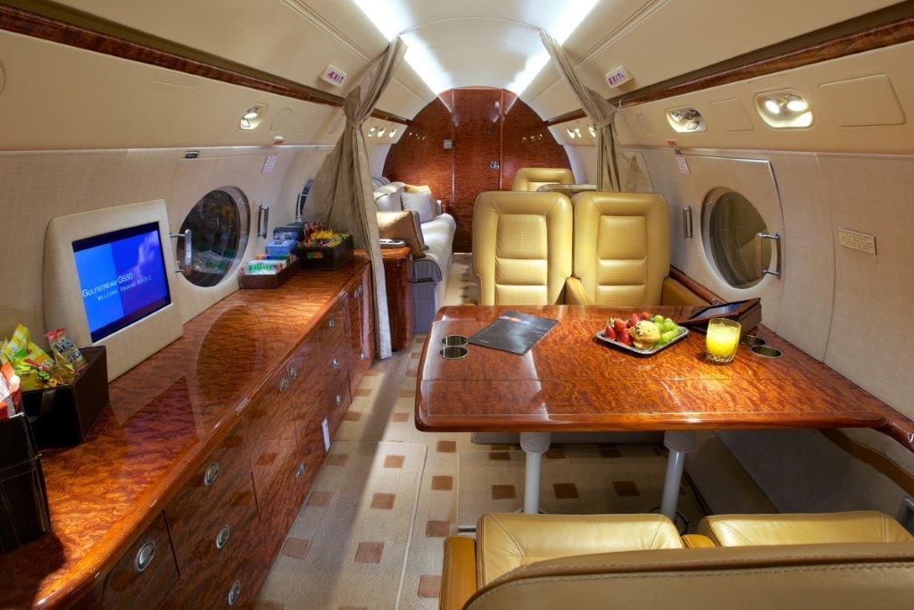 2007 Gulfstream G550 Photo 6