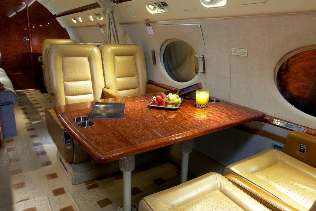 2007 Gulfstream G550 Photo 7