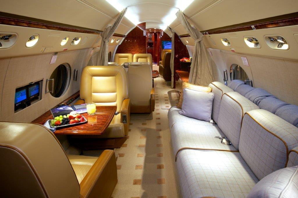 2007 Gulfstream G550 Photo 3