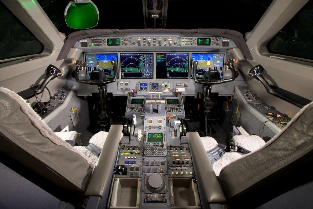 2007 Gulfstream G550 Photo 4