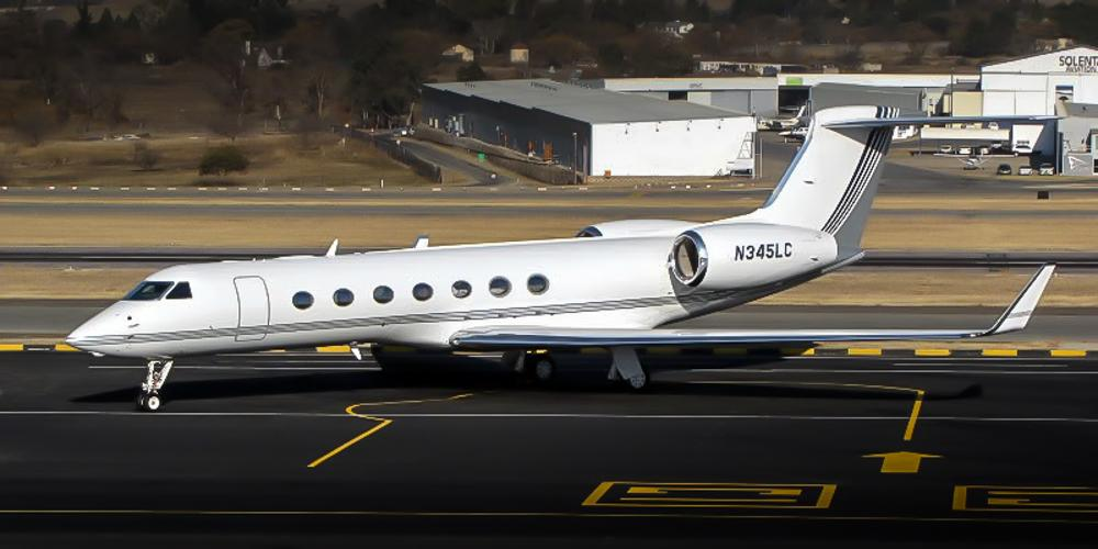 2007 Gulfstream G550 Photo 2