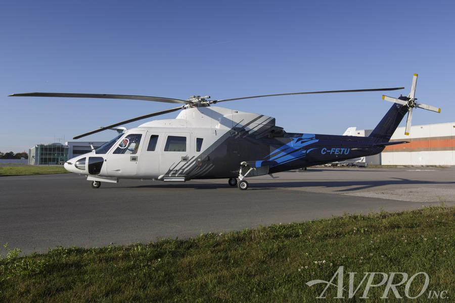 1996 Sikorsky S76C+ - Photo 1