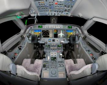 2017 Gulfstream G550 - Photo 10