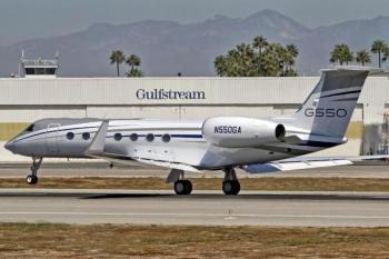 2017 Gulfstream G550 - Photo 2
