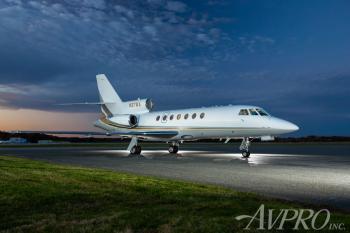 2001 Dassault Falcon 50EX for sale - AircraftDealer.com