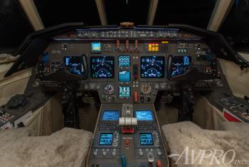 2001 Dassault Falcon 50EX - Photo 3