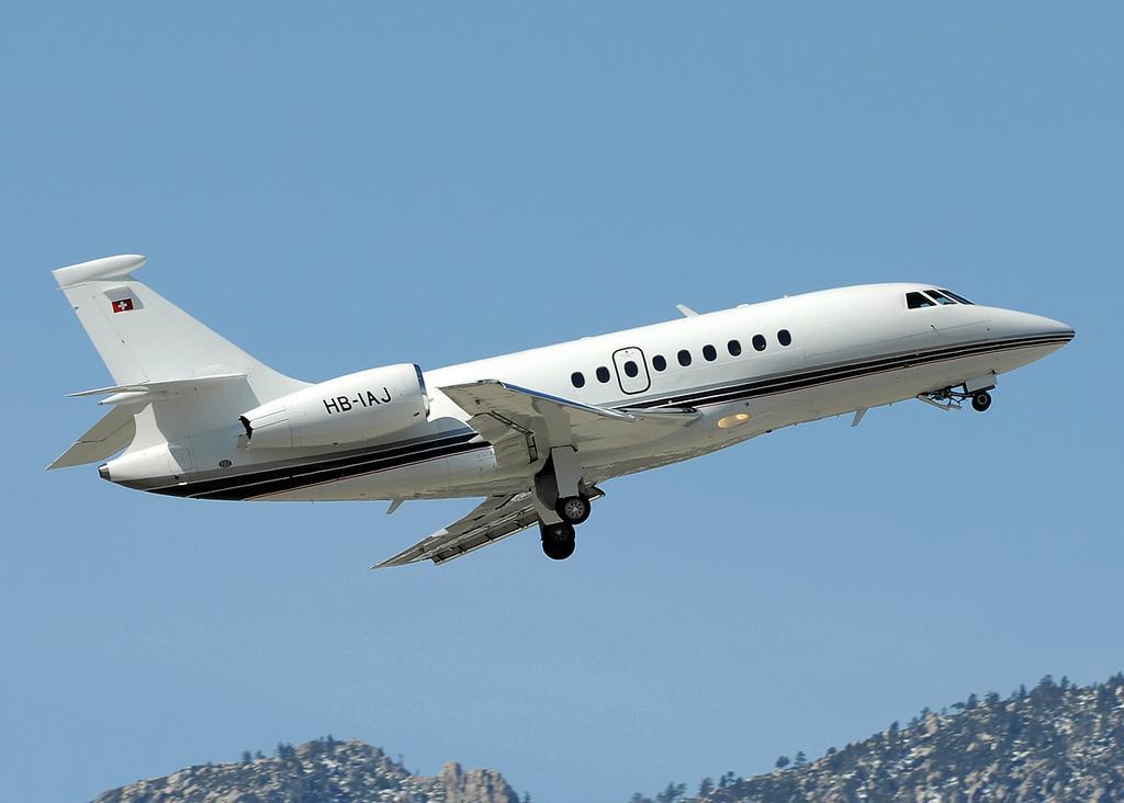 2003 Dassault Falcon 2000EX - Photo 1