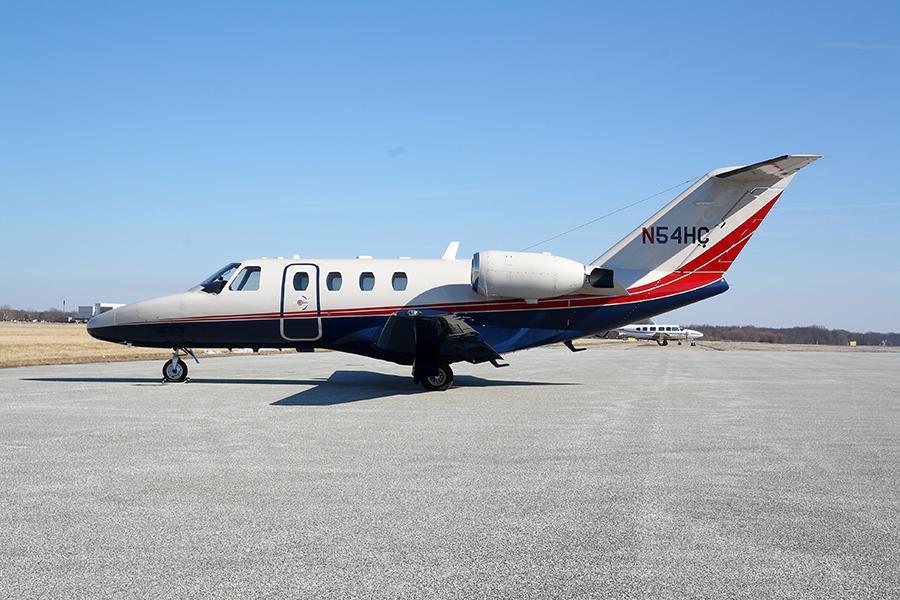 1999 Cessna Citation Jet - Photo 1