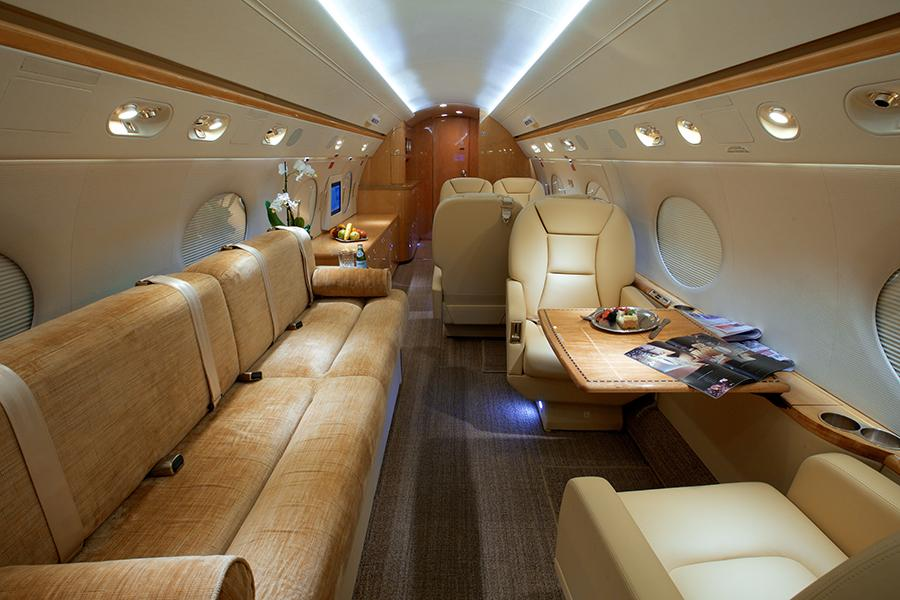 2007 Gulfstream G350 - Photo 1
