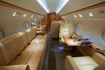 2007 Gulfstream G350 for sale - AircraftDealer.com