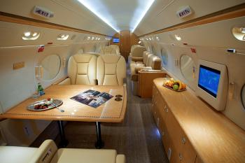 2007 Gulfstream G350 - Photo 6