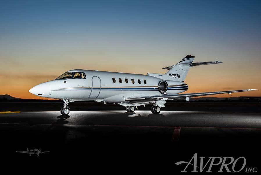 2002 Hawker 800XP Photo 2