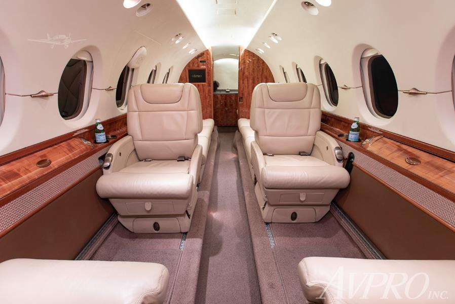2002 Hawker 800XP Photo 4