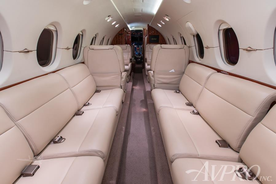 2002 Hawker 800XP Photo 7