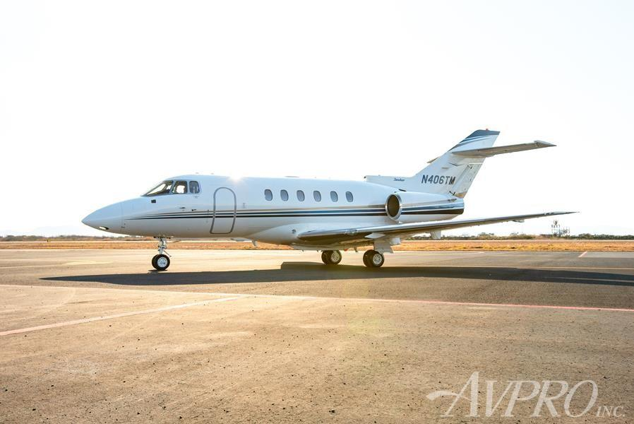 2002 Hawker 800XP Photo 3