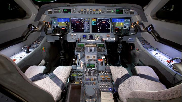 2012 Gulfstream G550 Photo 7