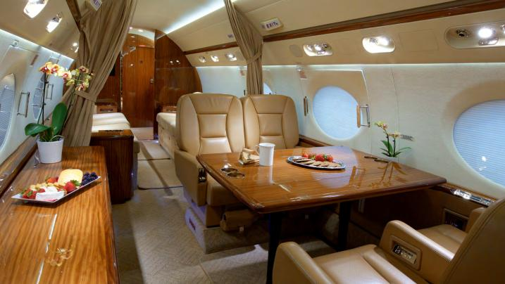 2012 Gulfstream G550 Photo 6