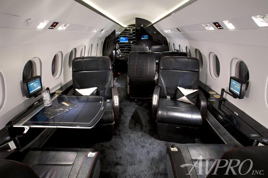 2007 Dassault Falcon 900EX EASy Photo 4