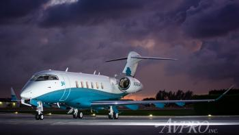 2014 Bombardier Challenger 350 for sale - AircraftDealer.com