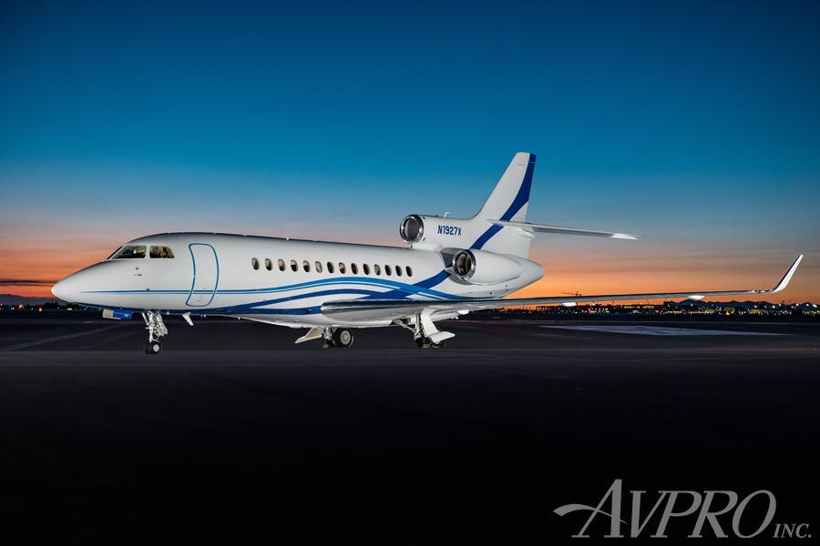 2013 Dassault Falcon 7X Photo 2