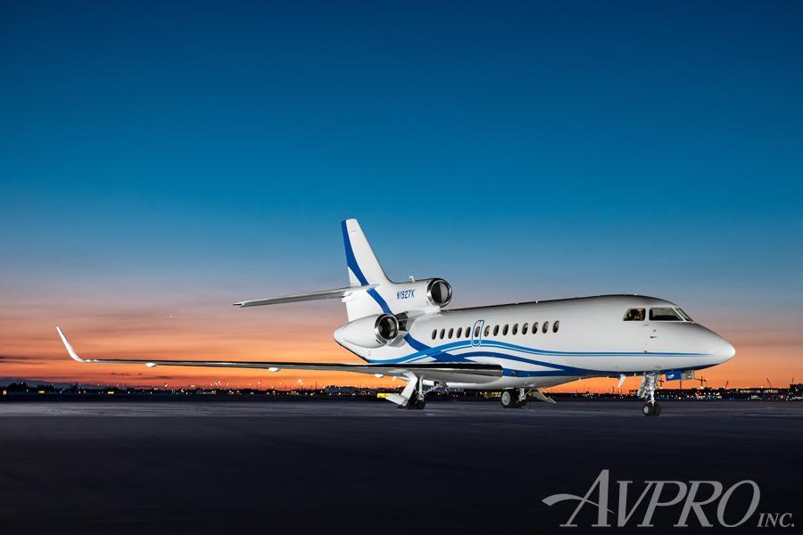 2013 Dassault Falcon 7X Photo 3