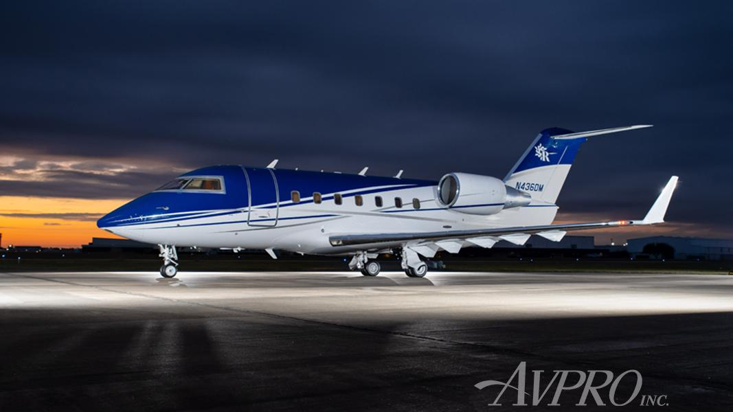 1992 Bombardier Challenger 601-3A - Photo 1