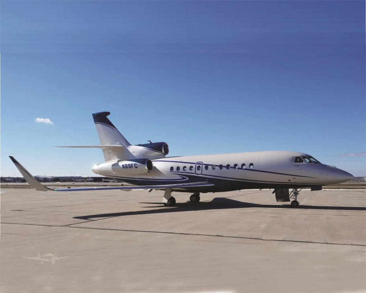 2006 DASSAULT FALCON 900DX - Photo 1
