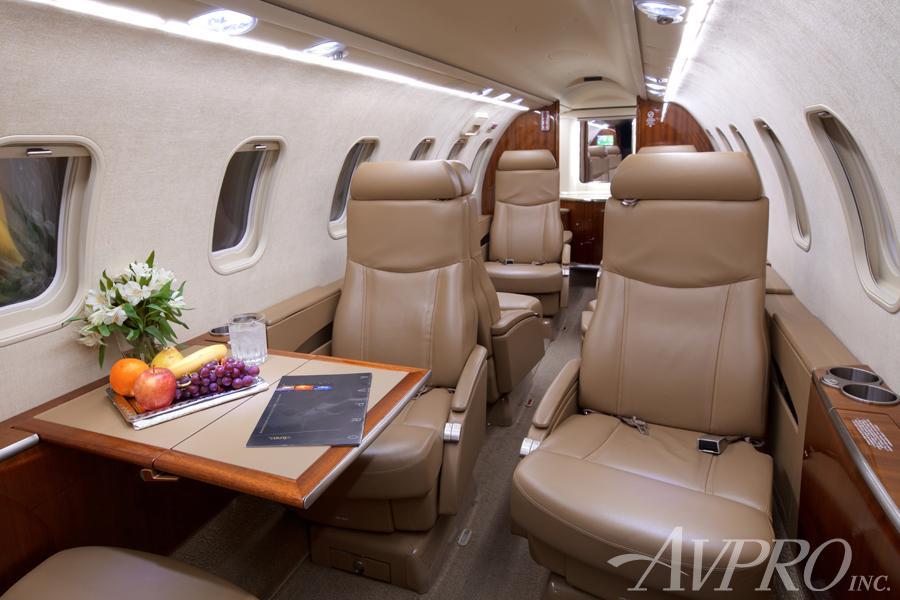 2009 Learjet 45XR Photo 3