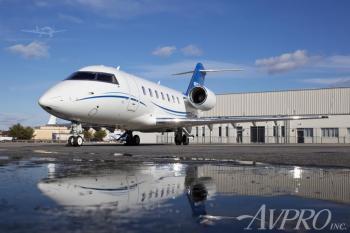 2011 BOMBARDIER/CHALLENGER 605 for sale - AircraftDealer.com