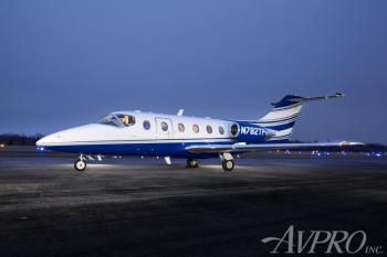 1999 Beechjet 400A for sale - AircraftDealer.com