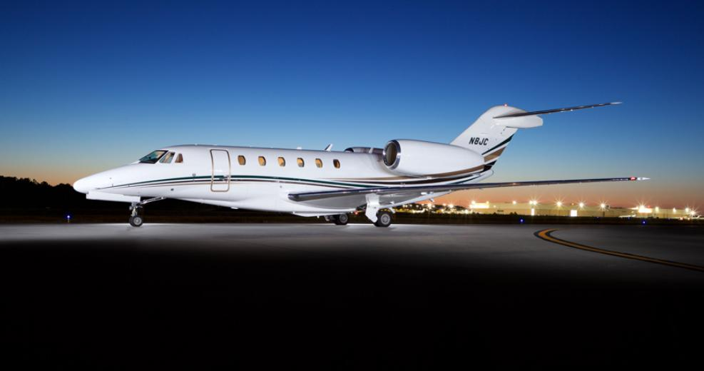 2001 Cessna Citation X Photo 2