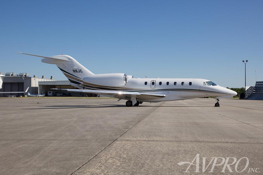 2001 Cessna Citation X Photo 3