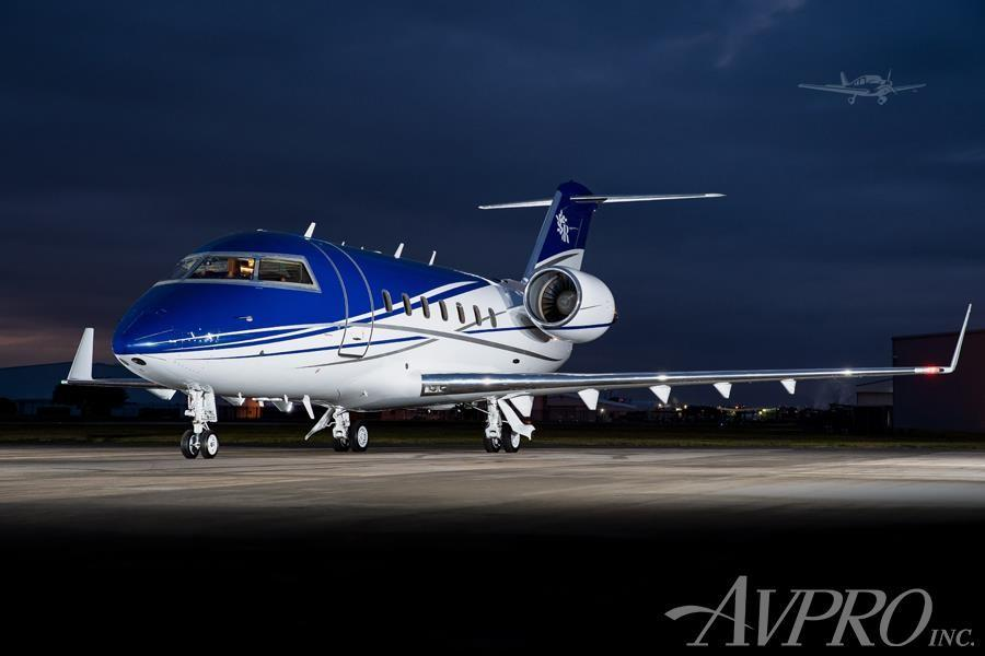 1992 BOMBARDIER/CHALLENGER 601-3A Photo 2