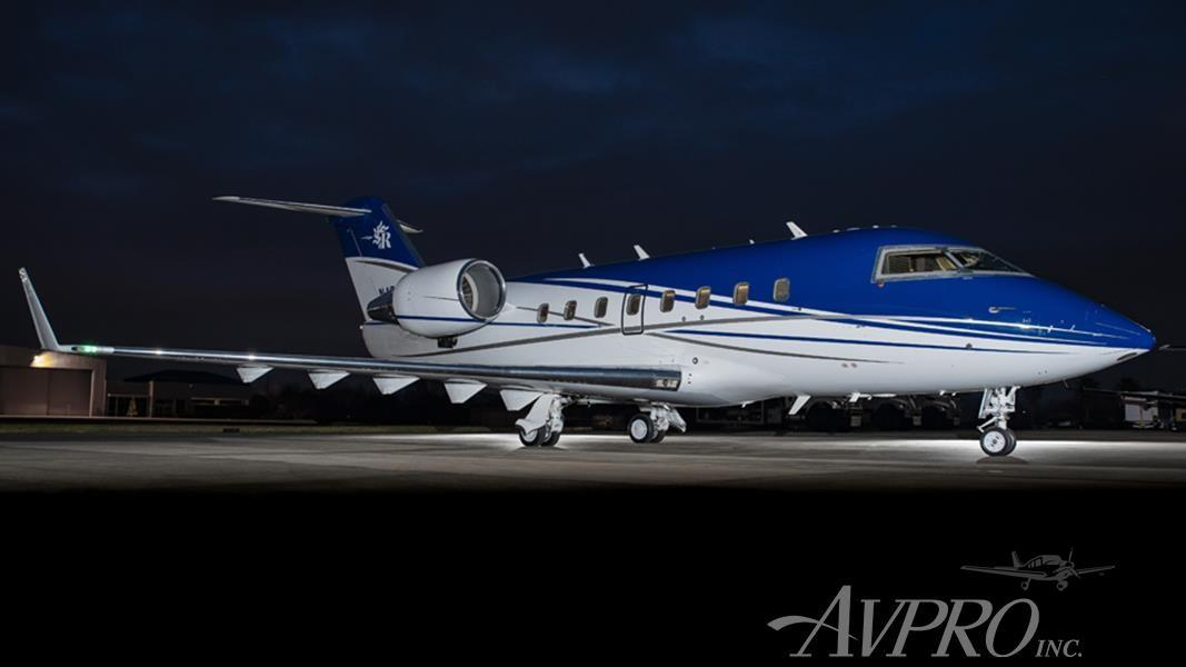 1992 BOMBARDIER/CHALLENGER 601-3A Photo 3
