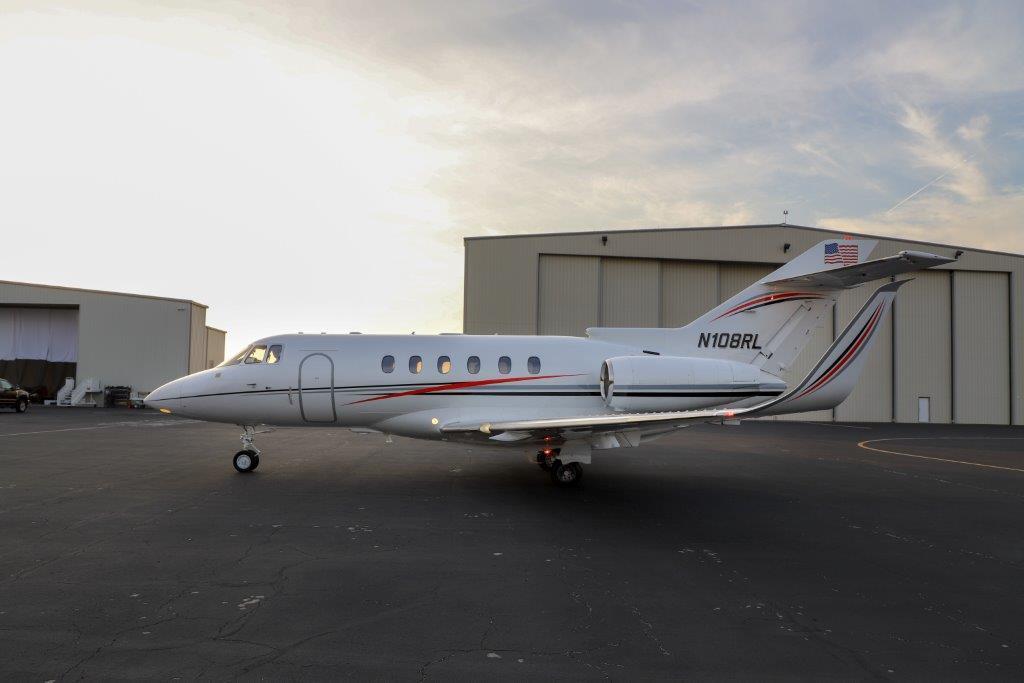 2003 Hawker 800XP Photo 3
