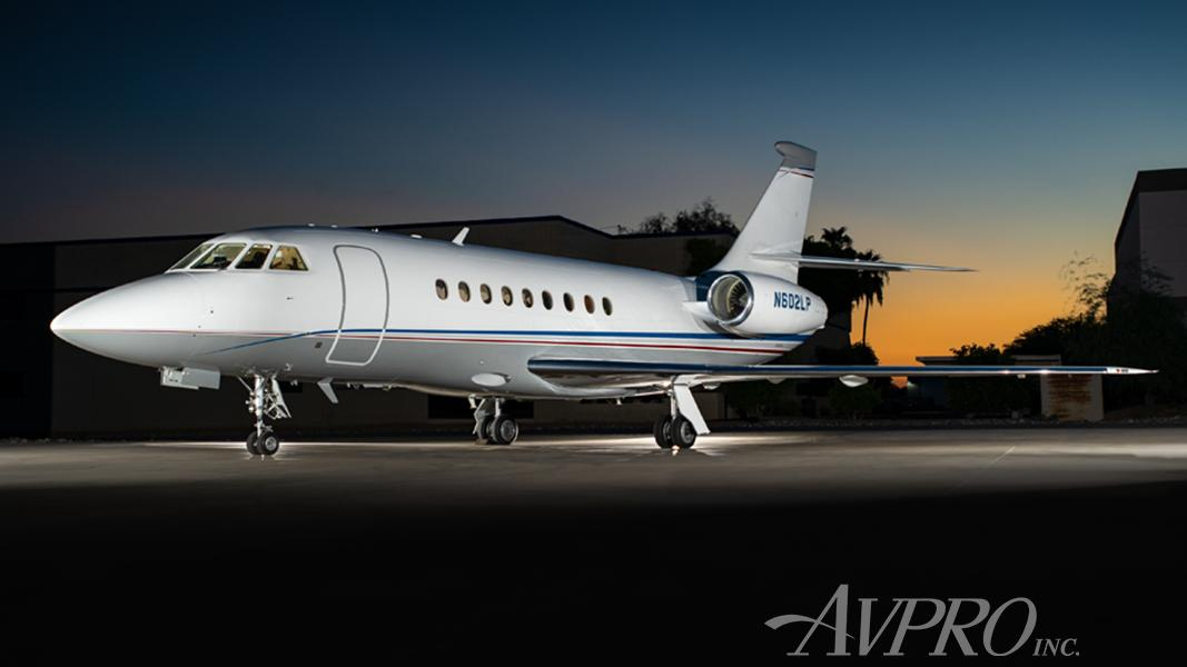 1997 Dassault Falcon 2000 Photo 3