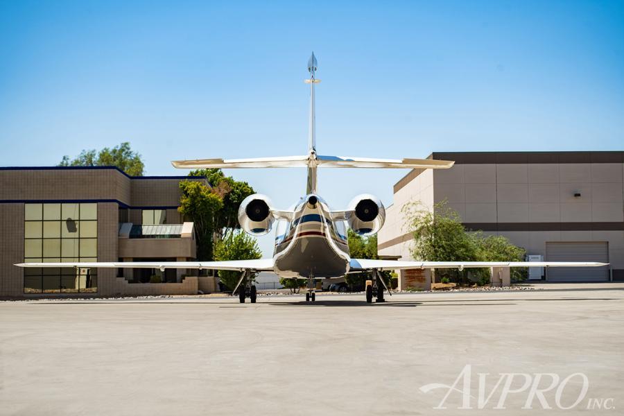 1997 Dassault Falcon 2000 Photo 6